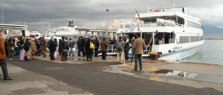 modulistica disagi su nave traghetto