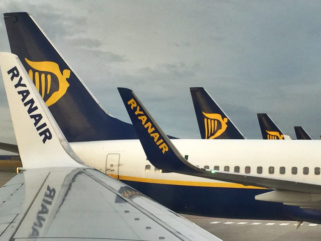 sciopero Ryanair 10 agosto