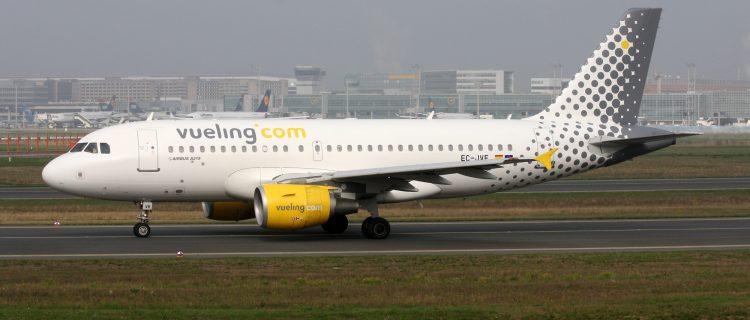 rimborso Vueling Airlines