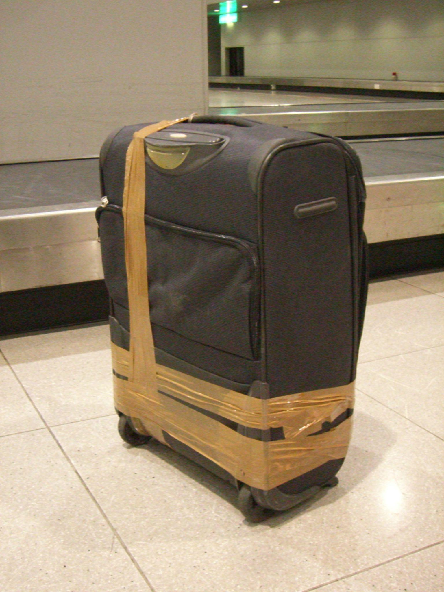 risarcimento bagaglio danneggiato