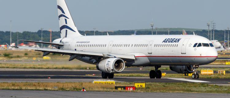rimborso Aegean Airlines