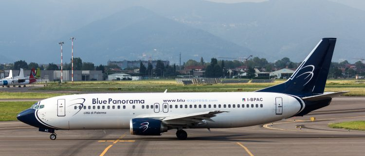 rimborso Blue Panorama/Blu Express